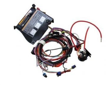 EZGO, Electrical Harness Assembly w/ Heavy-Duty Solenoid (OEM)